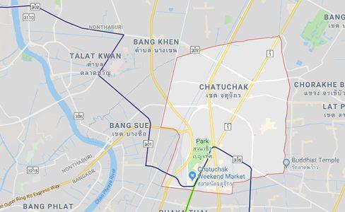 Chatuchak District Property