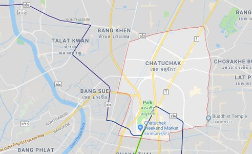 Chatuchak District Property