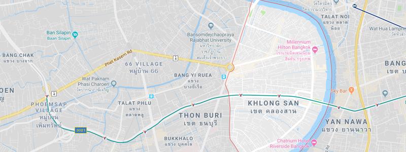 Khlong San District