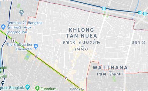 Khlong Tan Nuea District