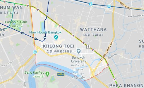 Khlong Toei District