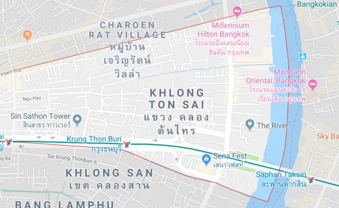 Khlong Ton Sai District