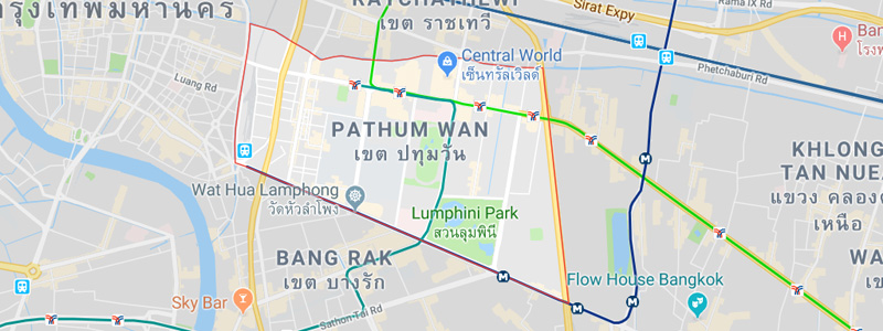 Pathum Wan District
