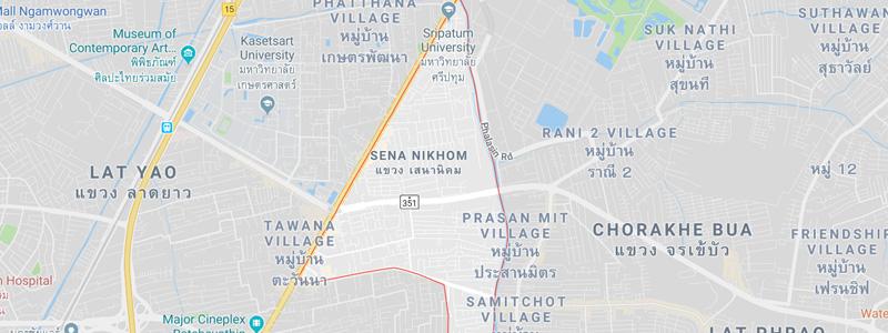 Sena Nikhom District