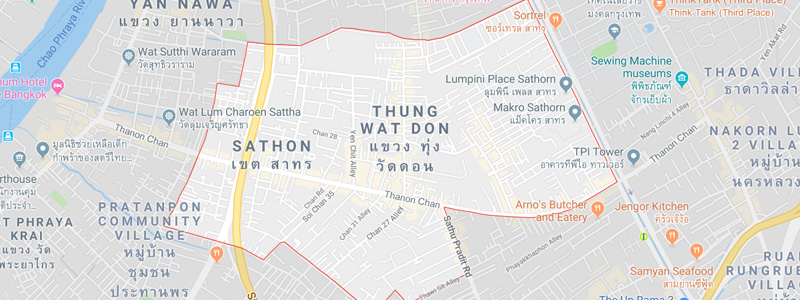Thung Wat Don District