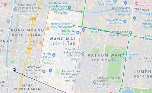 Wang Mai District Property