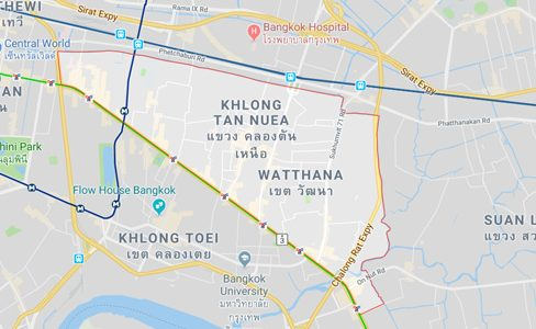 Watthana District Property
